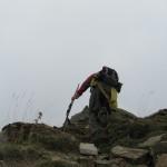 Subida al Pico Arlás