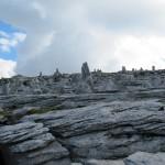 losas de piedras - Ezkaurre