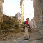 Pueblo abandonado Otín
