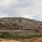 Vista de la Ermita desde Jarque la Val