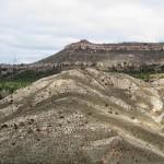 Vistas desde el Barranco de las Dehesillas