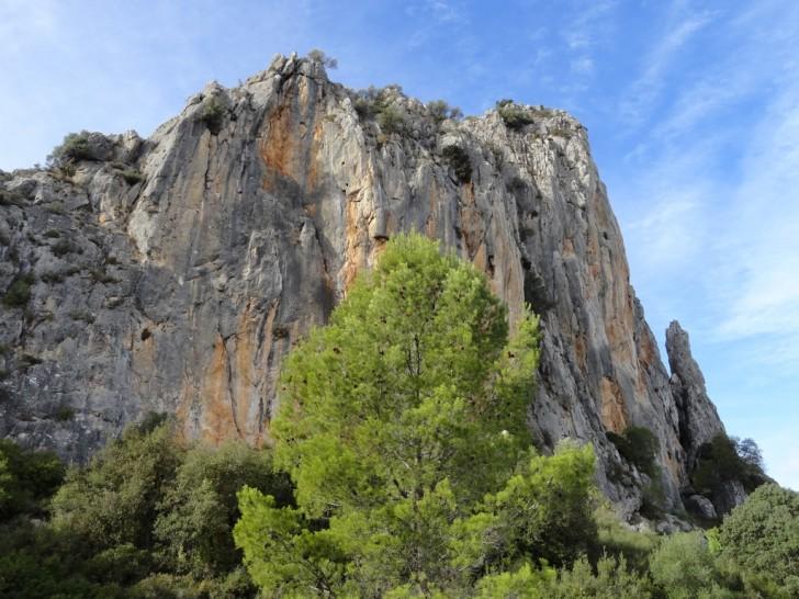 Peña y Aguja El Frare – Muro d'Alcoi