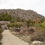 Túnel, inicio de la ruta