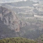 Vistas desde el Alto de la Martina