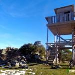 Torre de observación del mirador la portera