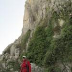 Agulla del Frare - Muro d'Alcoi