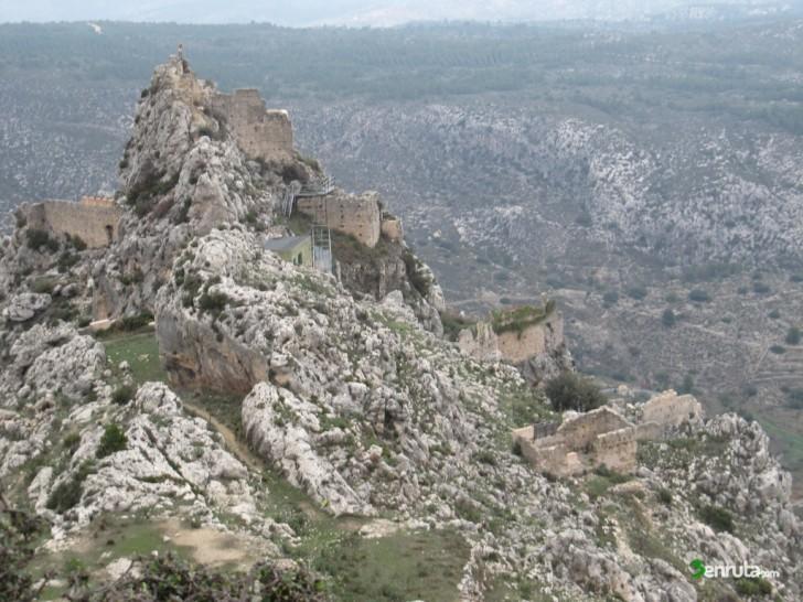 Castillo de Benisili (o Alcalà) al Xarpolar – Poblado Íbero