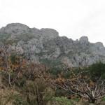 """Vista de """"El Frare"""" y """"La Monja"""""""