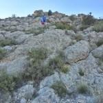 Subida al Pico de les Àguiles