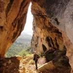 Cueva-refugio