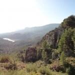 Vista del Pantano de Guadalest