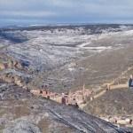 Vistas de Albarracín desde lo alto