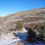 Descenso hacia Albarracín