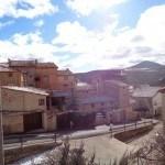 Gea de Albarracín desde la carretera
