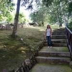 """Jardines del complejo """"Las Caldas Villa Termal"""""""