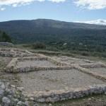 Poblado del Puig y Els Plans al fondo