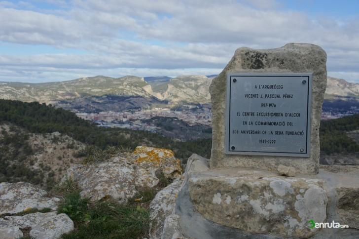 El poblado íbero del Puig d'Alcoi
