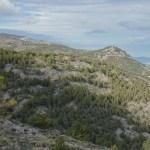 El Castellar - vista del Montcabrer y el Preventori