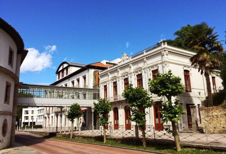 Las Caldas Villa Termal – Oviedo – Asturias