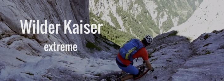 Wilder Kaiser extreme – técnica btt pura