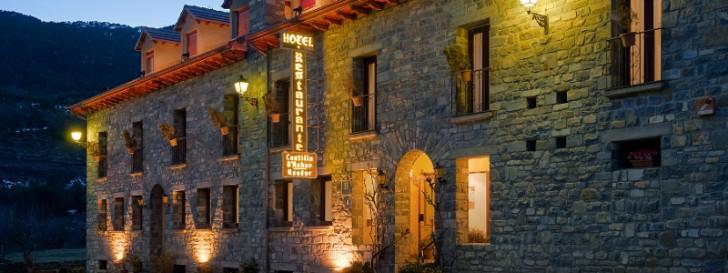 Hotel Castillo d'Acher – Siresa (Huesca)