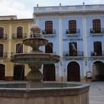 Consistorio en la Plaza Mayor