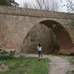 Puente del Retillo hacia la Fabrica de la Luz
