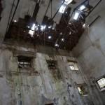 Interior de la Fabrica de la Luz