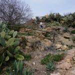 Subida desde la fuente del Cuco al barrio Morisco