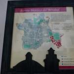 Indicador del Barrio Morisco de Chelva