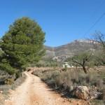 Camino a la sierra