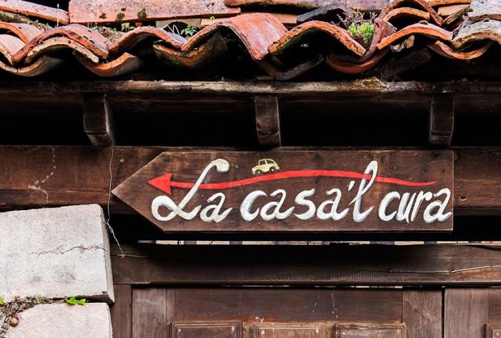 La Casa'l Cura – Proaza – Asturias