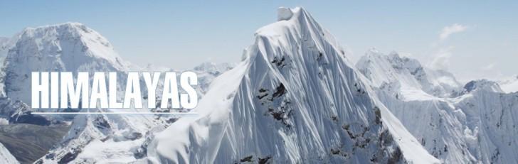Himalayas desde 7.300m de altura