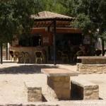 Kiosko de Casa Tàpena (Foto de conlosninosenlamochila.com)