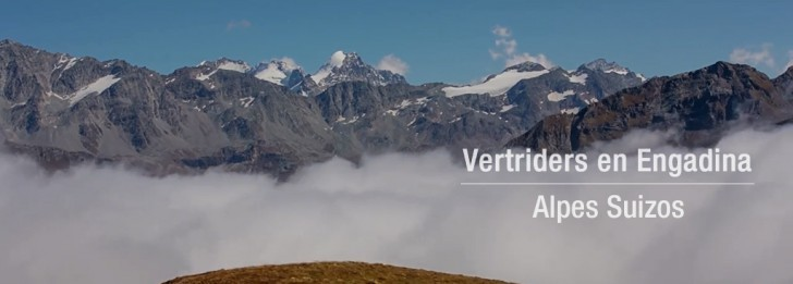 Vertiraiders en Engadina – Alpes Suizos