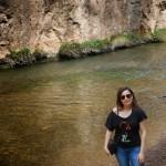 Junto al rio