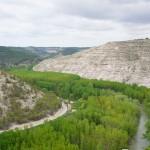 Río Júcar de camino a Las Eras