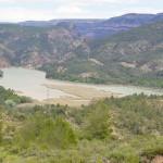 Confluencia Rio Cabriel y Rio Júcar