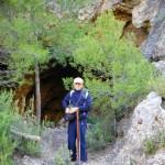 Cueva en el Barranco del Castillo de Carrícola
