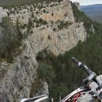 Vistas desde el acantilado