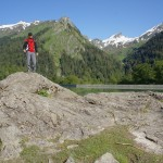 Lago de Bious Artigues