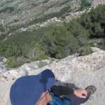 Vista de Alfafara