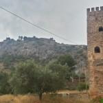 Subida al castillo de Xàtiva