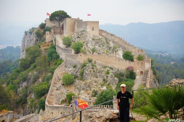 Castell de Xàtiva – Cova dels Coloms