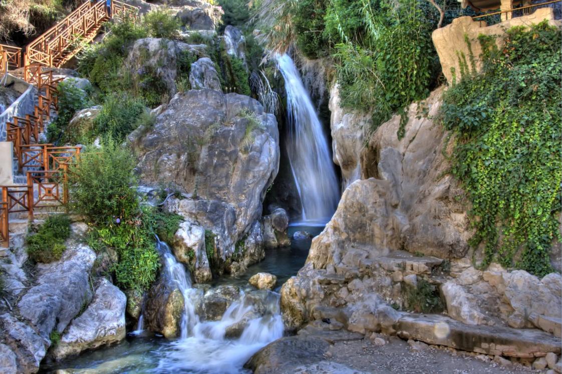 Les Fonts de l'Algar, Callosa d'en Sarrià - (Alicante)
