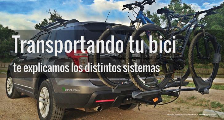 Transporte de la bicicleta