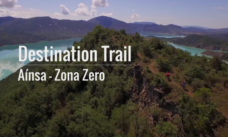 Destination Trail: Aínsa – Zona Zero