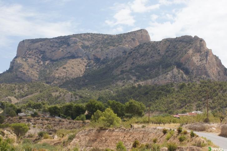 Sierra del Cid (del Sit) – Petrel