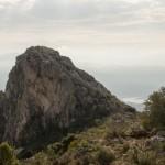 Descanso en el Regall de la Penya - Benicadell