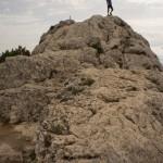 Subiendo a la cima del Benicadell